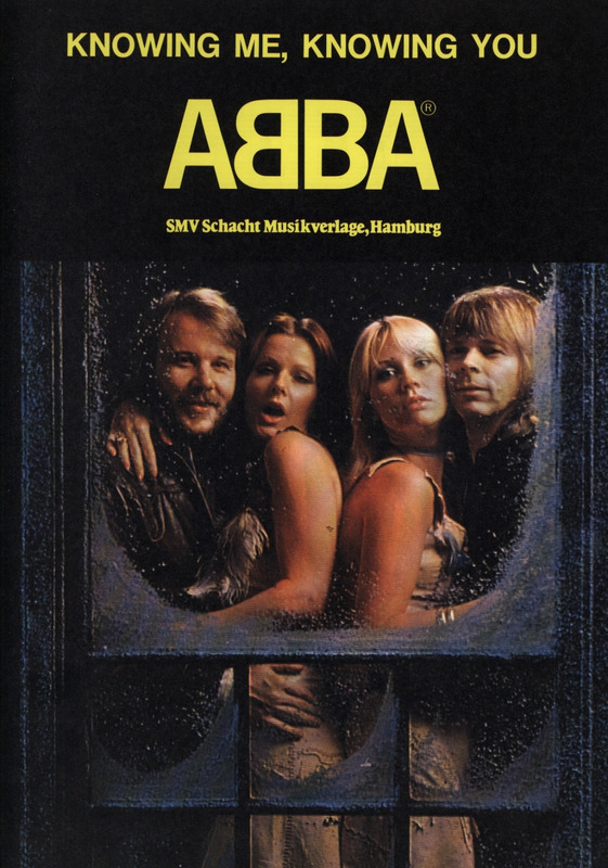 ABBA: Knowing Me Knowing You