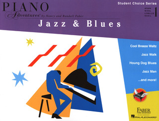 Piano Adventures 1 – Jazz & Blues