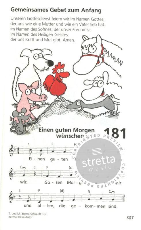 Das Kindergesangbuch Von Ebert A Im Stretta Noten Shop Kaufen