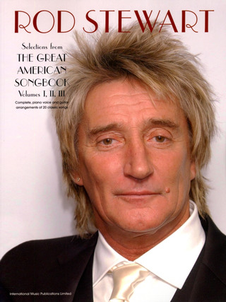 "Rod Stewart: Selections from ""The Great American Songbook"" 1-3"