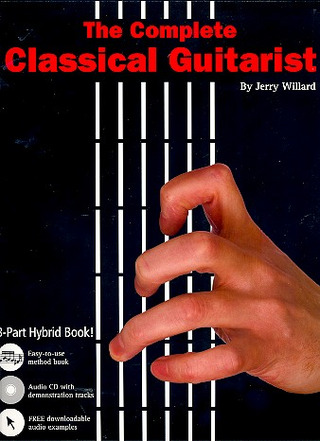 Willard Jerry: The Complete Classical Guitarist