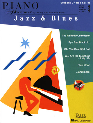 Piano Adventures 3 – Jazz & Blues