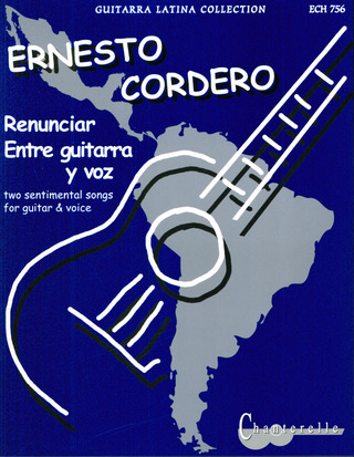 Ernesto Cordero: Two Sentimental Songs