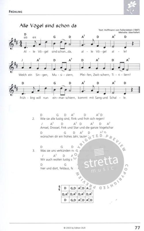 Kinderlieder Mit Einfachen Griffen Von Schmidt Stephan Im