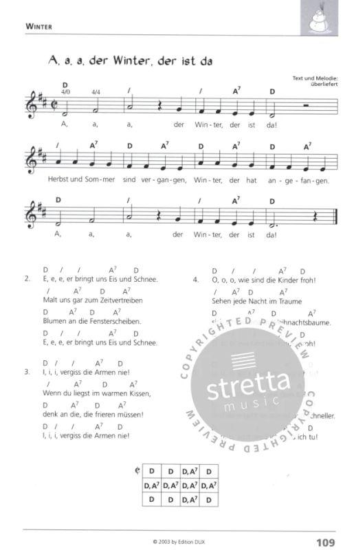 Moderne Weihnachtslieder Kindergarten.Kinderlieder Mit Einfachen Griffen Von Schmidt Stephan Im Stretta