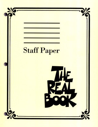 The Real Book – Staff Paper