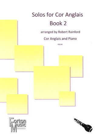 Solos for Cor Anglais Book 2