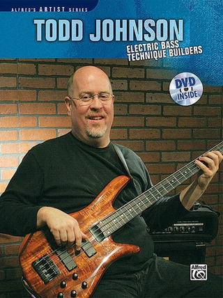 Johnson Todd: Electric Bass Technique Builders