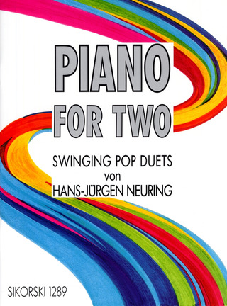 Hans-Jürgen Neuring: Piano for Two