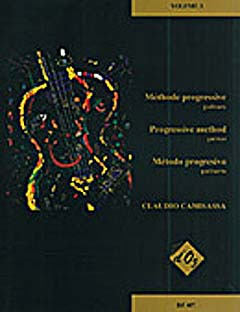 Claudio Camisassa: Methode Progressive 3