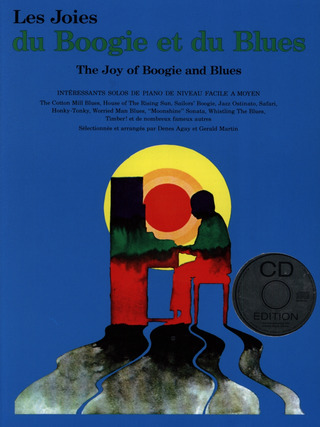 Joy Of Boogie And Blues - Les Joies Du Boogie Et Du Blues
