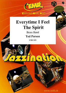 Parson, Ted: Everytime I Feel The Spirit