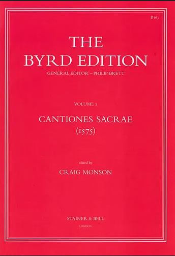 William Byrd: Cantiones Sacrae