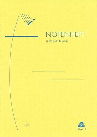 Notenheft