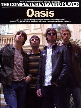 Gallagher, Noel: The Complete Keyboard Player: Oasis Kbd Book