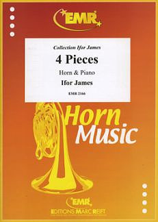 James, Ifor: 4 Pieces