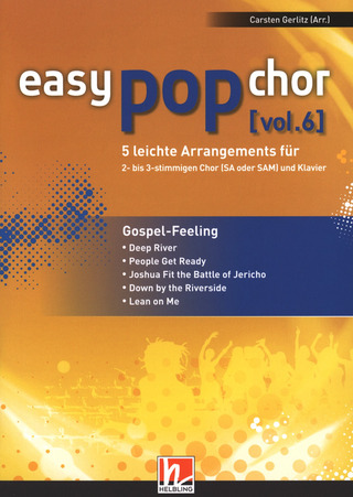 easy pop chor 6: Gospel Feeling