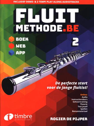 Rogier de Pijper: Fluitmethode.be 2