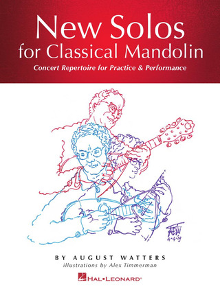 August Watters: New Solos for Classical Mandolin