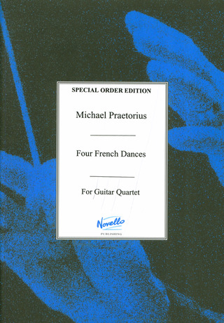 Michael Praetorius: 4 French Dances
