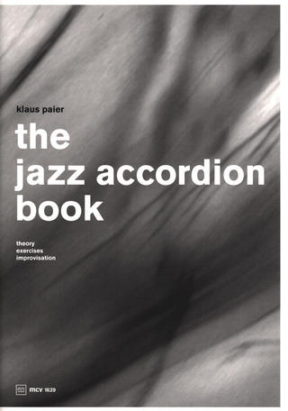 Paier Klaus: the jazz accordion book