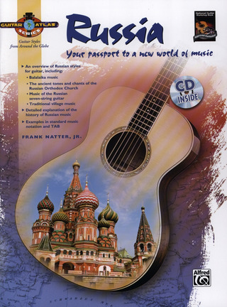 Natter Frank: Russia - Your Passport To A New World Of Music