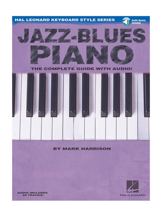 Mark Harrison: Jazz-Blues Piano