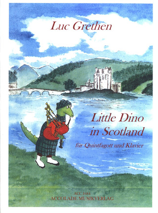 Luc Grethen: Little Dino in Scotland