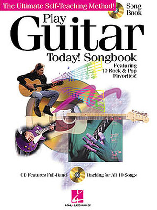 Play Guitar Today Songbook Bk/Cd