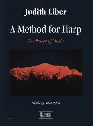 Liber Judith: A Method For Harp
