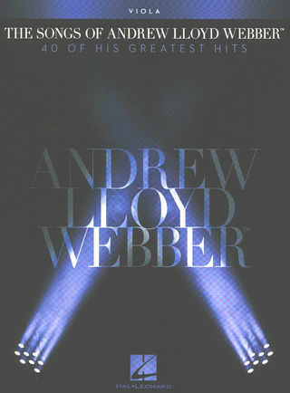 Andrew Lloyd Webber: The Songs of Andrew Lloyd Webber