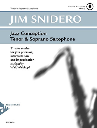 Jim Snidero: Jazz Conception – Tenor and Soprano Saxophone