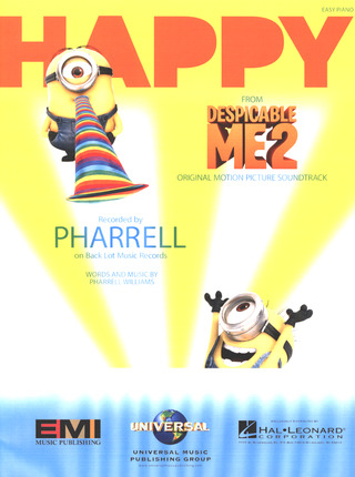 Pharell Williams: Happy