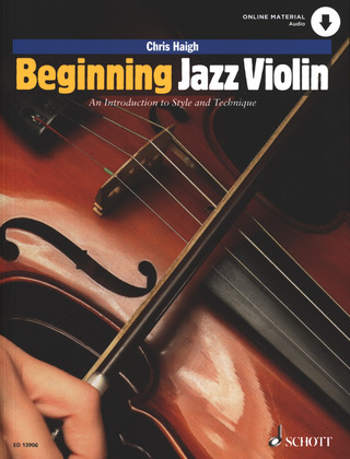 Chris Haigh: Beginning Jazz Violin