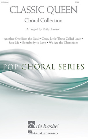 Philip Lawson: Classic Queen Choral Collection