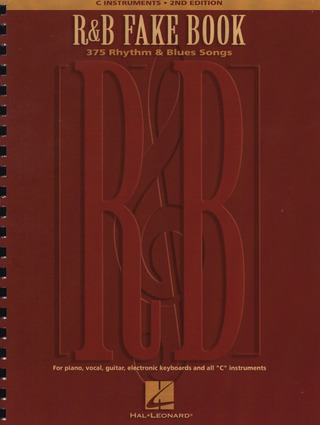 R&B Fake Book (Rhythm & Bues)