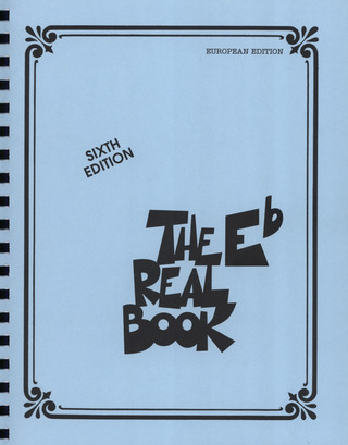 The Real Book - Sixth Edition E Flat Instruments Eflat Inst Book