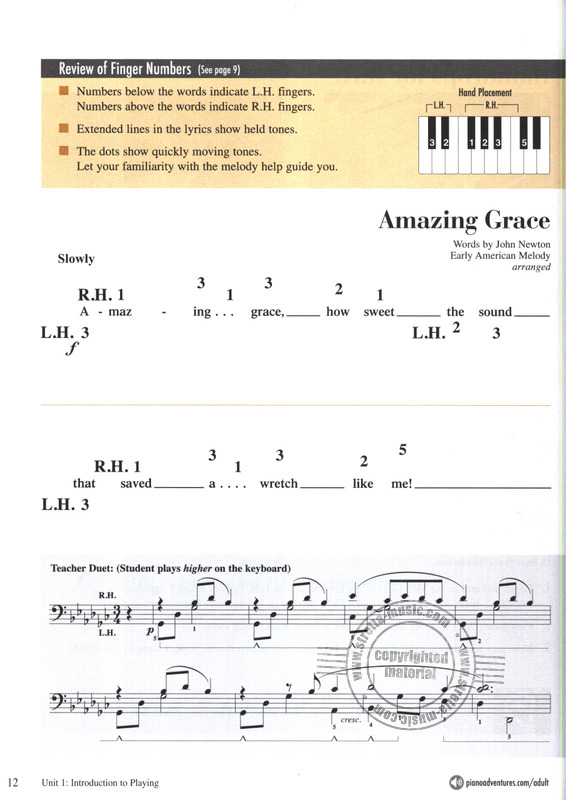 Randall Faber et al.: Adult Piano Adventures: All-In-One Lesson 1 (1)