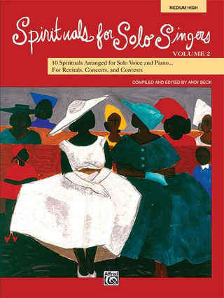 Spirituals for Solo Singers Vol. 2