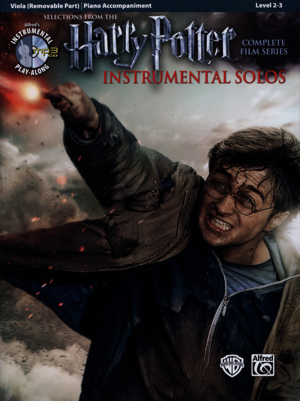 John Williams y otros.: Selections from Harry Potter