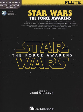 John Williams: Star Wars: The Force Awakens – Flute
