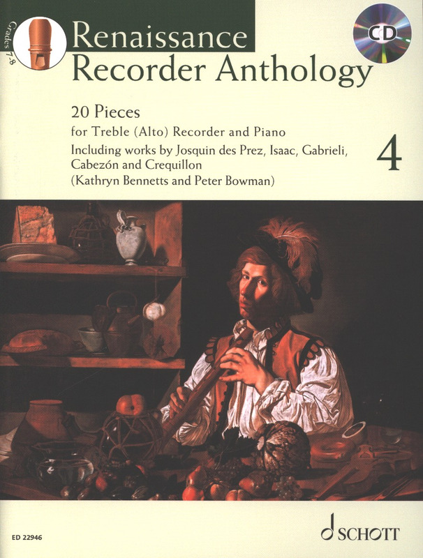 Renaissance Recorder Anthology 4