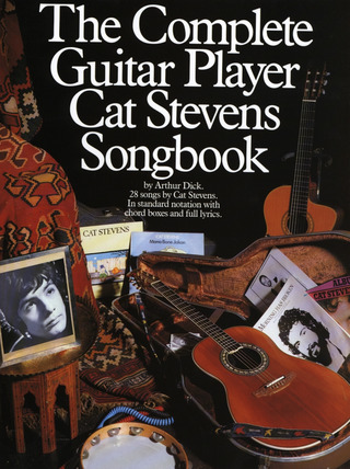 Cat Stevens: Complete Guitar Player – Cat Stevens Songbook