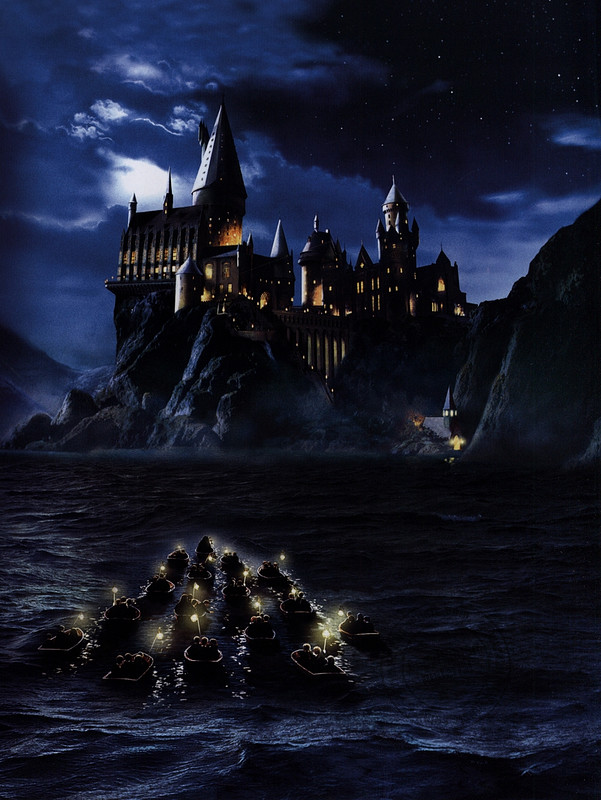 Selections from Harry Potter (10)