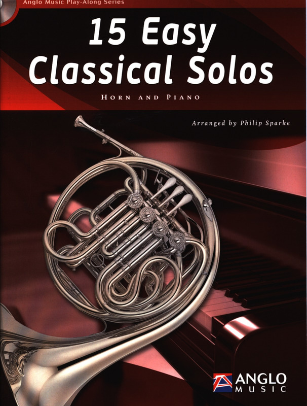 Philip Sparke: 15 Easy Classical Solos