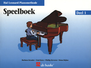 Barbara Kreader et al.: Hal Leonard Pianomethode 1