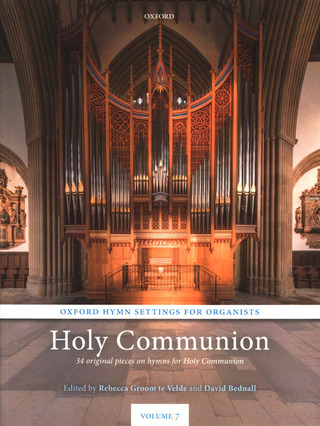 Oxford Hymn Settings for Organists: Holy Communion