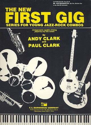 Clark Andy + Clark Paul: New First Gig In Es