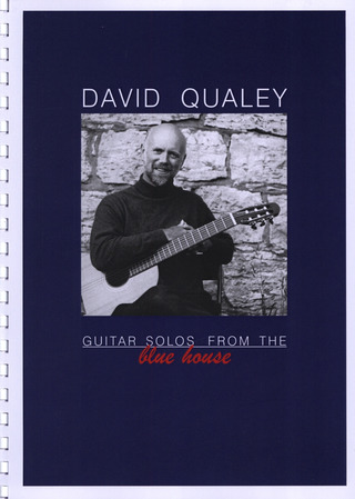 David Qualey: Guitar Solos From The Blue House
