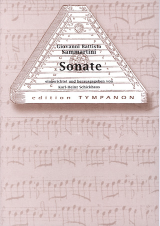 Giovanni Battista Sammartini: Sonate